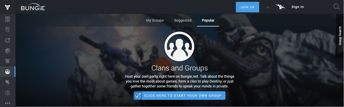 clanandgroups